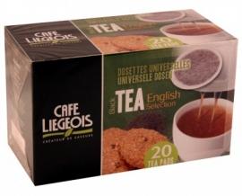 Cafe Liegeois English 20 чалд