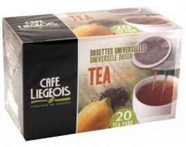 Cafe Liegeois Lemon 20 чалд