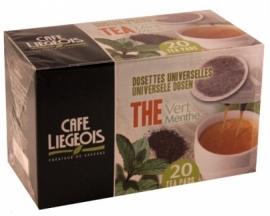 Cafe Liegeois Mint 20 чалд