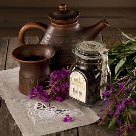 Иван-чай цельнолистовой двойной ферментации 60гр