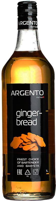 Сироп Argento для приготовления напитков и десертов